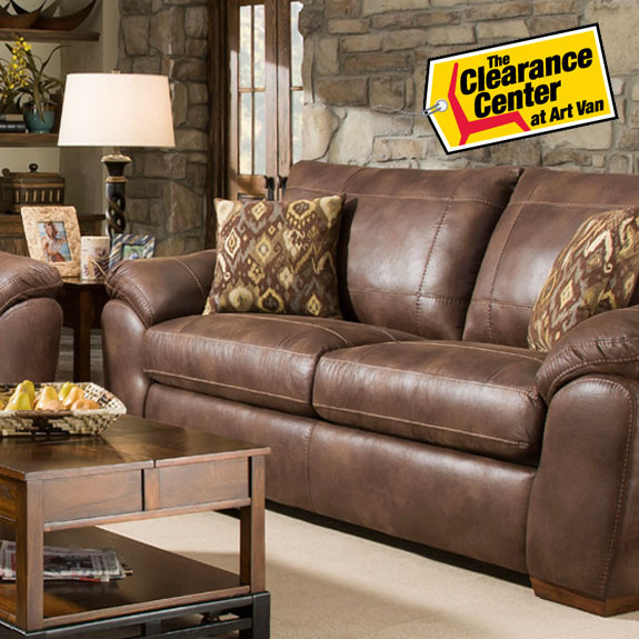 Art Van Clearance Center Sofa Sleeper Loop Sofa
