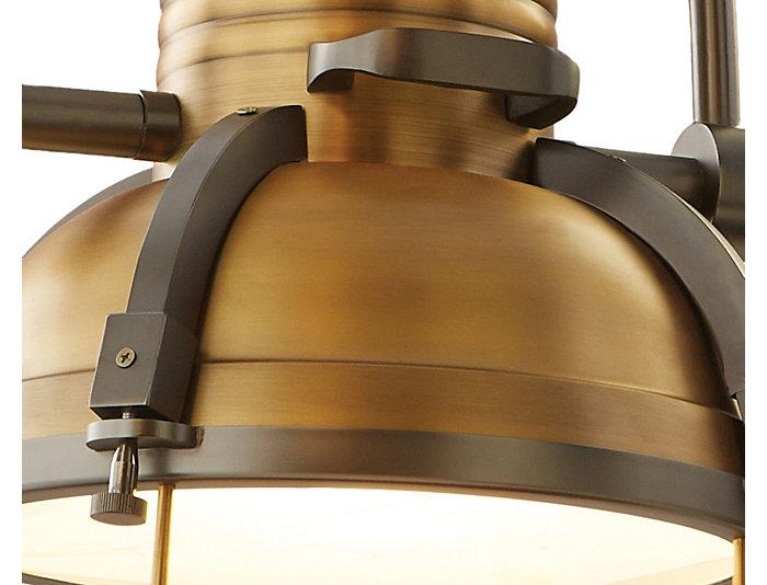 Hunley Brass Spotlight, , large