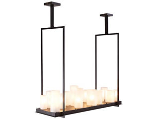 Illume Candle Chandelier, , large