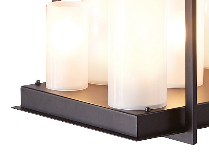 Illume Candle Chandelier, , large