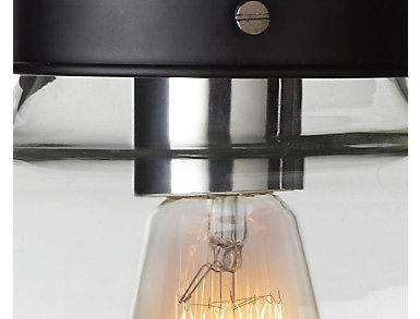 Otis Glass Pendant Light, , large