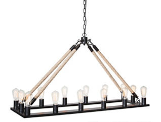 Abner Chandelier, , large