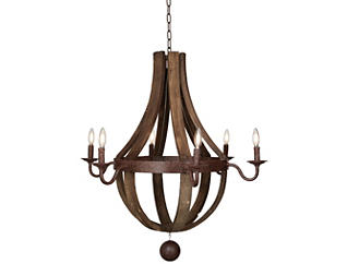 Edmonton Chandelier, , large