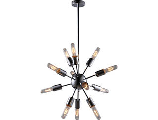 Sputnik Small Chandelier, , large
