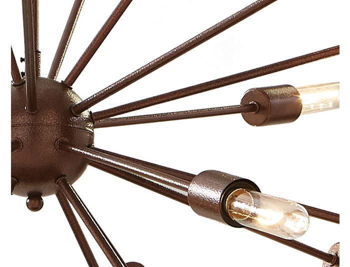 Sputnik Large Chandelier, , large