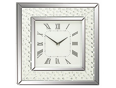 Sparkle Wall Clock, , large