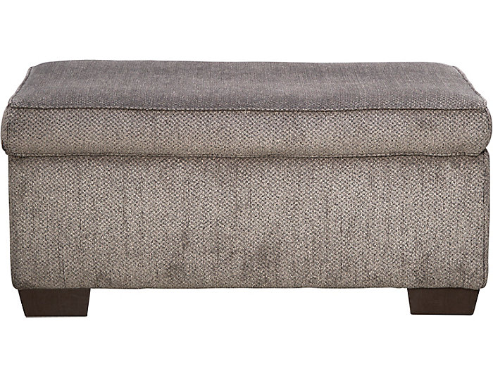 Superb Harlow Ash Storage Ottoman Caraccident5 Cool Chair Designs And Ideas Caraccident5Info