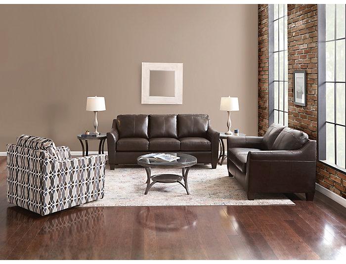 Brilliant Deco Bark Leather Sofa Machost Co Dining Chair Design Ideas Machostcouk