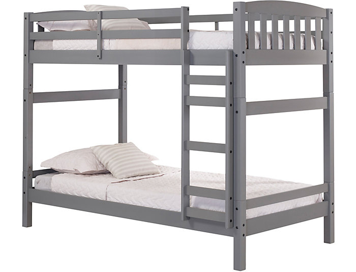 Grey Bunk Bed, , large