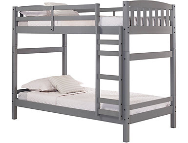 Adaptables Bunk Bed - Grey, , large