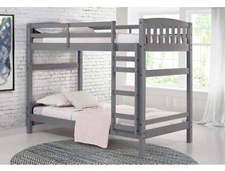 Adaptables Grey Bunk Bed, , large