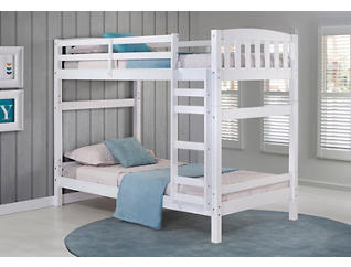 Adaptables White Bunk Bed, , large