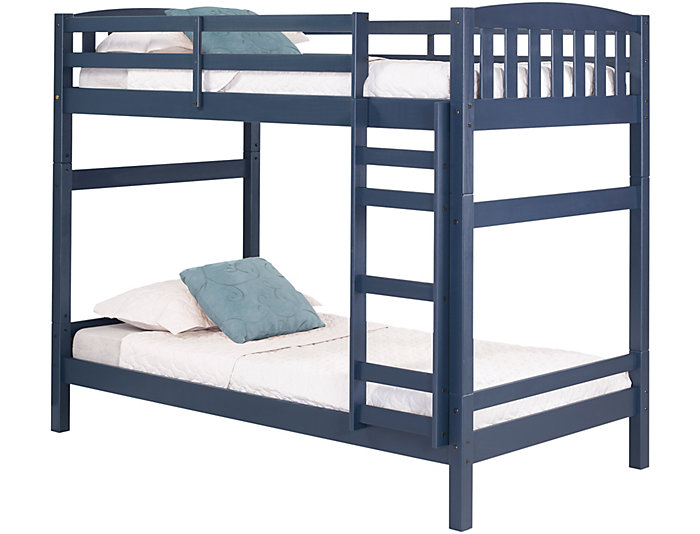 Navy Bunk Bed, , large