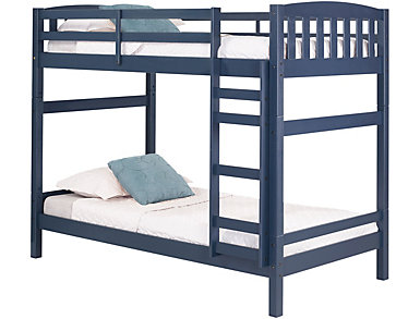 Adaptables Bunk Bed - Navy, , large
