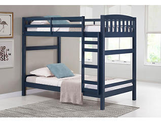 Adaptables navy Bunk Bed, , large