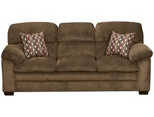 Rialto Chestnut Sofa, , large