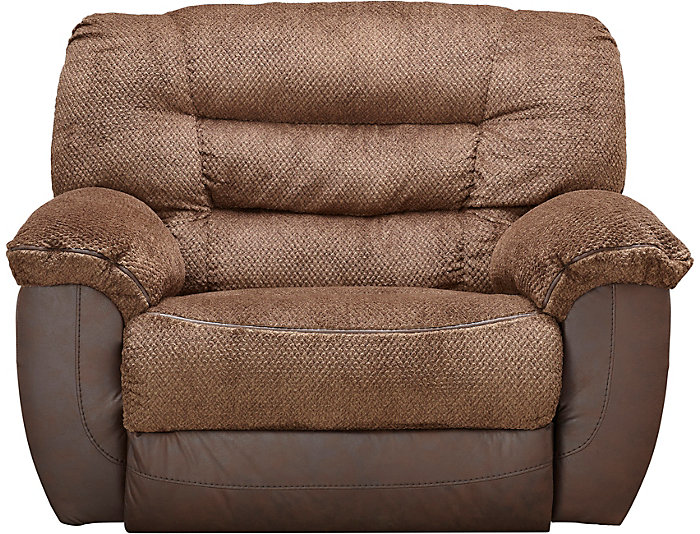 Stupendous Skylar Chocolate Manual Cuddler Recliner Outlet At Art Van Gmtry Best Dining Table And Chair Ideas Images Gmtryco