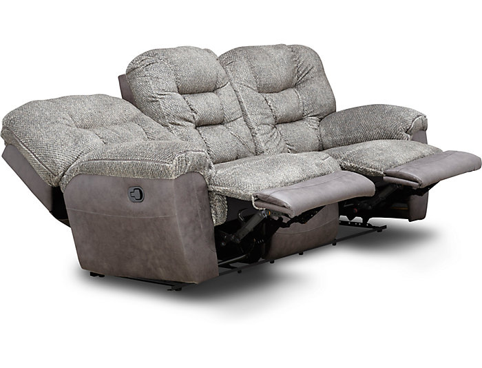 Super Skylar Charcoal Manual Reclining Sofa Outlet At Art Van Gmtry Best Dining Table And Chair Ideas Images Gmtryco