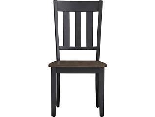 a la Carte Dining Chair - Black, Black, large
