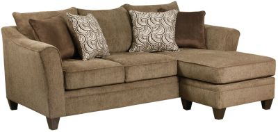 Albany Sofa Chaise, Truffle, swatch