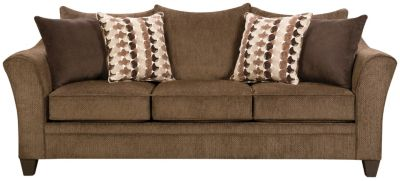 Albany Sofa, Chestnut, swatch