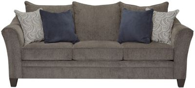 Albany Sofa, Truffle, Pewter, swatch