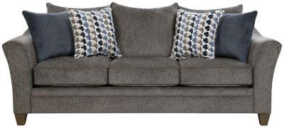 Albany Truffle Sofa, Slate, swatch