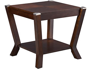 Bellamy End Table, , large