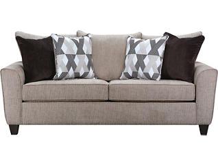 Reed Tan Queen Sleeper Sofa, , large