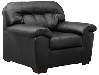 Soho II Chair, Onyx, large