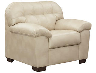 Soho II Chair, Pearl, large