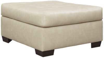 Soho II Cocktail Ottoman, Pearl, swatch