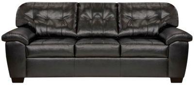 Soho II Sofa, Onyx, swatch