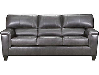 Chroma Fog Leather 8 Piece Living Room Package, , large