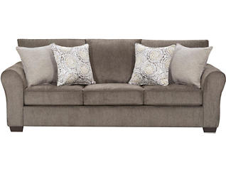 Harlow Ash Sofa & Loveseat, , large