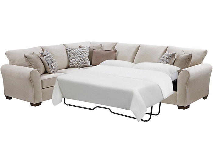 Harlow 2PC Sectional w/sleeper, , large