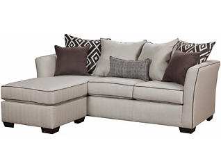 Stewart Sofa Chaise, , large