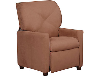 Kiddie Recliner, Chocolate, , large