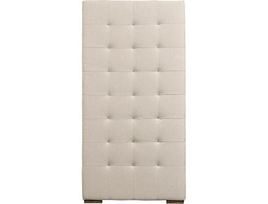 NB2 Casual Modern Upholstered Bed Panels, , large