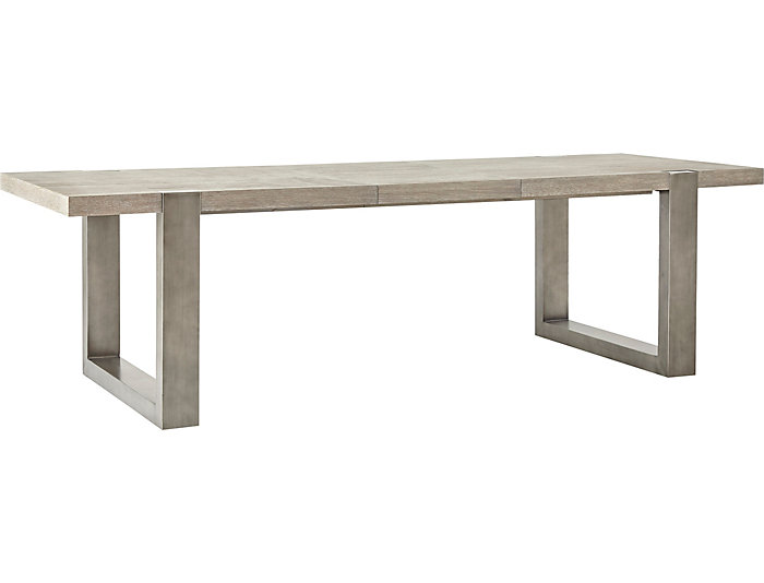 Art Van Dining Room Tables: NB2 Casual Modern Dining Table