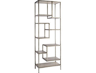 NB2 Brown Bunching Etagere, , large