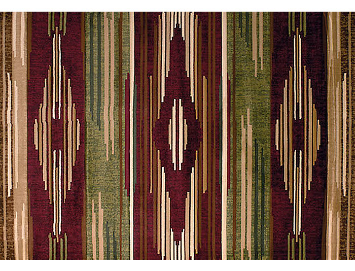 Contours Native Chic Rug 31x88, , large