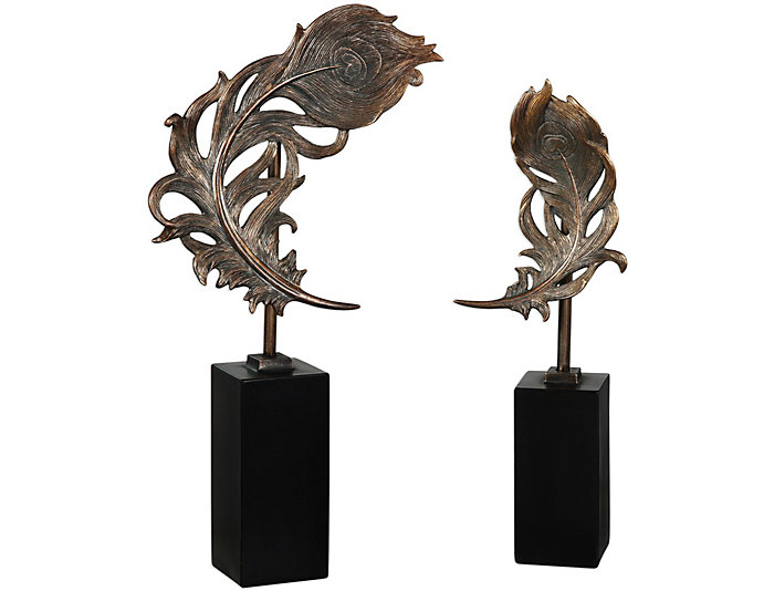 Quill Feathers Set of 2, , large