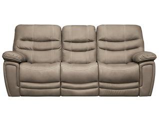 Baldwin Reclining Sofa, Brown, , large
