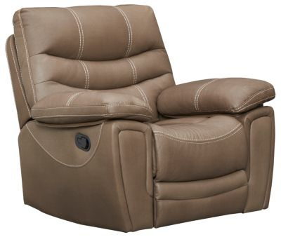 Baldwin Glider Recliner  sc 1 st  Art Van Furniture & Torino Leather Glider Recliner - Brown - Art Van Furniture islam-shia.org