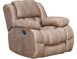 Enjoyable Garrett Rocker Recliner Dailytribune Chair Design For Home Dailytribuneorg