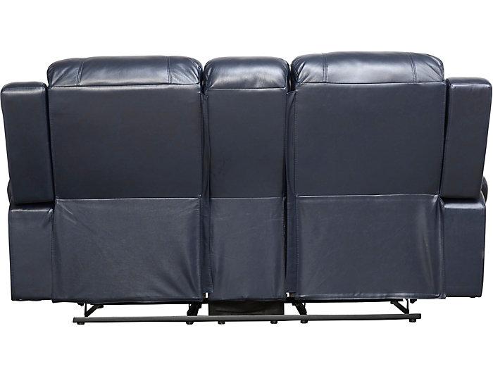Peachy Edmon Navy Reclining Loveseat Ibusinesslaw Wood Chair Design Ideas Ibusinesslaworg