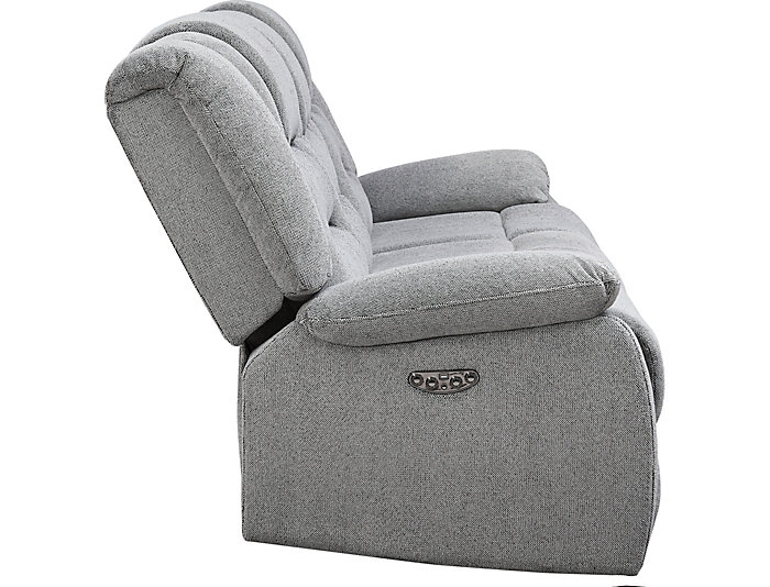 Super Domain Dual Power Reclining Sofa Pabps2019 Chair Design Images Pabps2019Com