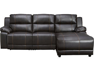 Laramie III Reclining Sofa | Outlet at Art Van
