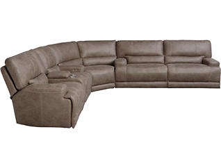 Blake 3 Piece Motion Sectional, , large